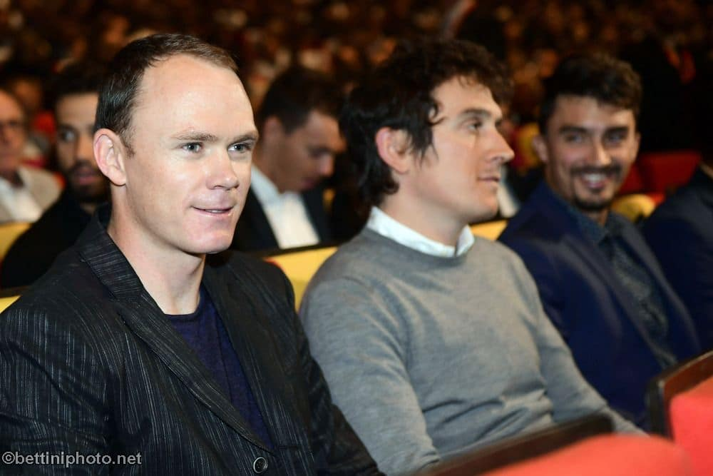 Froome and Thomas React to 2019 Tour Route