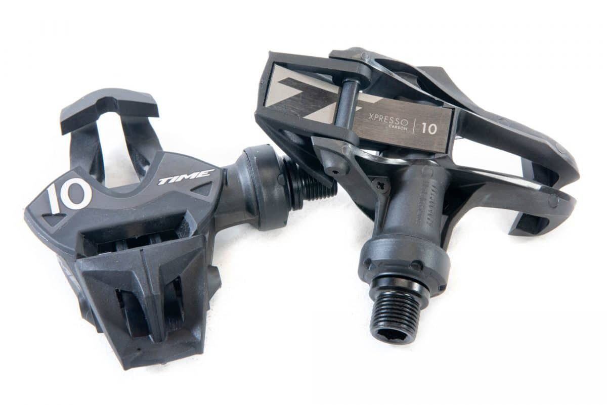 ae4b30966 Look Keo Blade versus Time Xpresso pedals