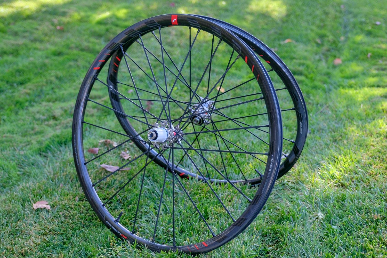 First Look: Fulcrum Racing Zero Carbon Disc Brake Wheelset