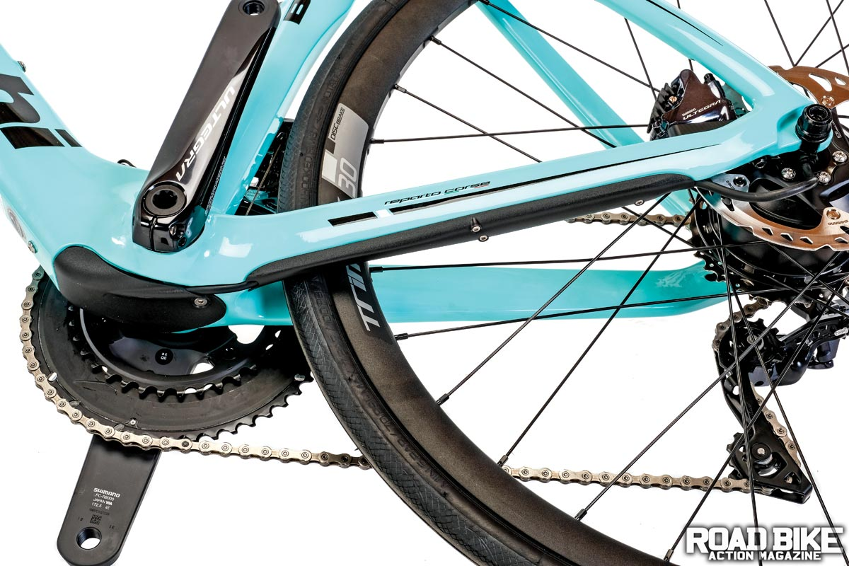 Tested: Bianchi Aria e-Road   Road Bike Action