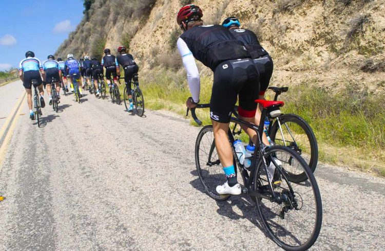 Six Key Tips to Ride Uphill Faster
