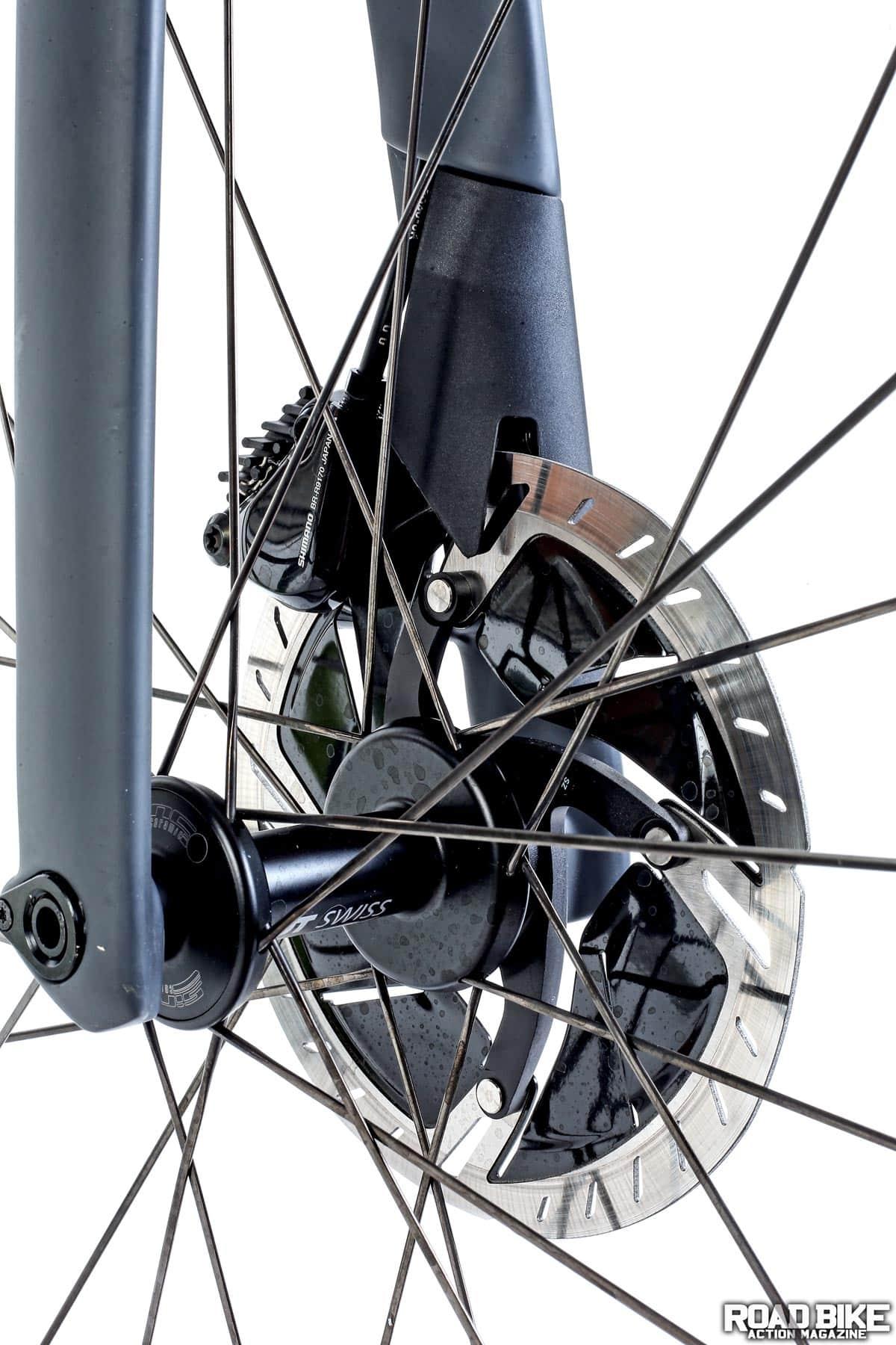 Bike Test: BMC Timemachine Road 01