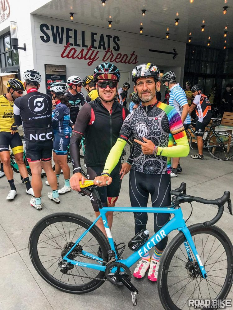 Inside Enve Podcast with Zap Espinoza | Road Bike Action