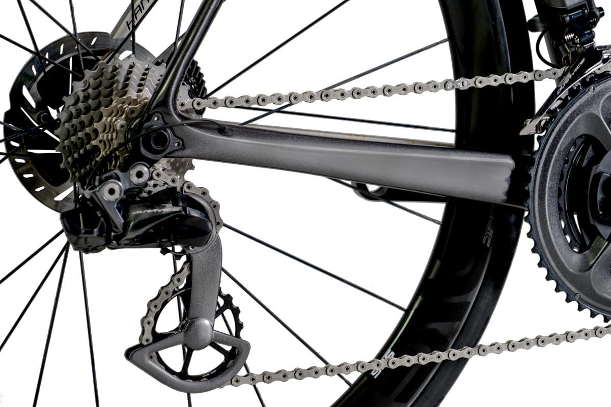 FIRST Road Bike Bottom Bracket For SHIMANO Black