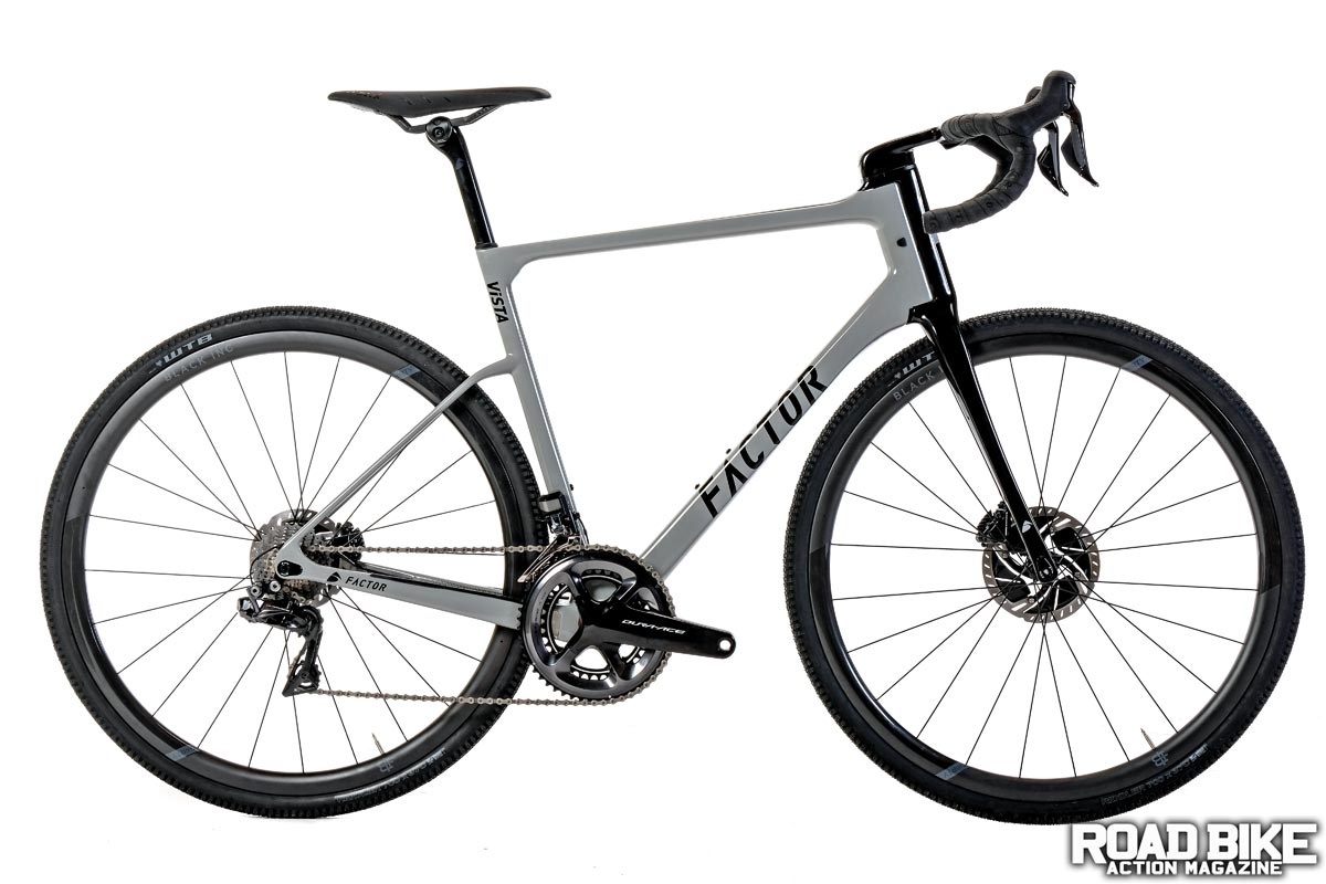 Bike Test: Factor Vista | Road Bike Action