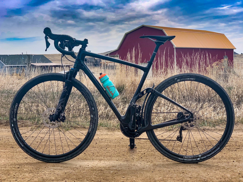 a928f3d7dd6 First Ride: Niner Full-Suspension MCR | Road Bike Action