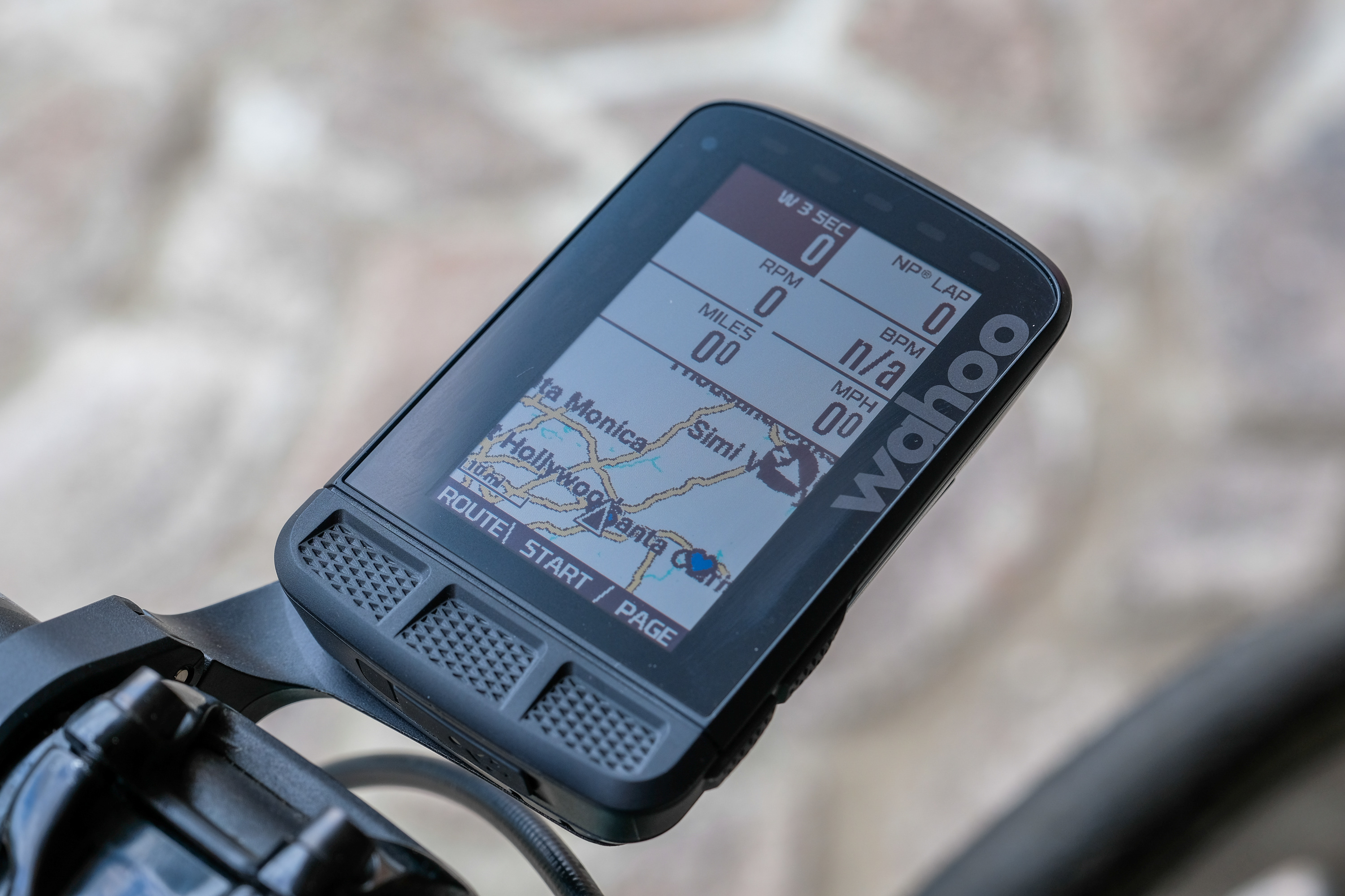 How Do I Upload A Route To Wahoo Elemnt