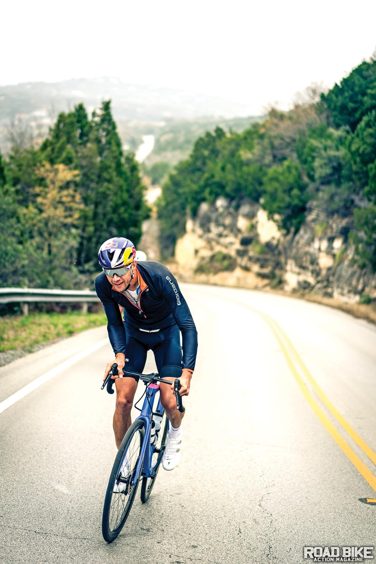 Being Pro: Colin Strickland | Road Bike Action