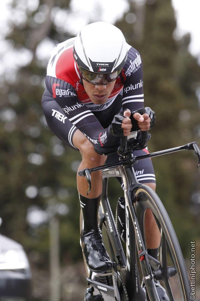 Trek Segafredo Rider Fails Doping Test