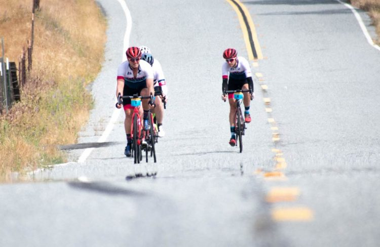 Older Athletes Suffer More From Heat Stress, Here's What to do About it | Road Bike Action