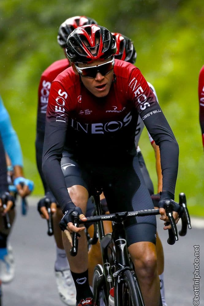 """Froome """"Grateful to be Alive"""" as he Targets Fifth Tour Title 