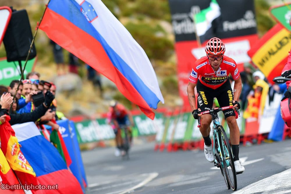 Primoz Roglic Beats Out Alaphilippe For Uci S Best Rider Ranking Road Bike Action
