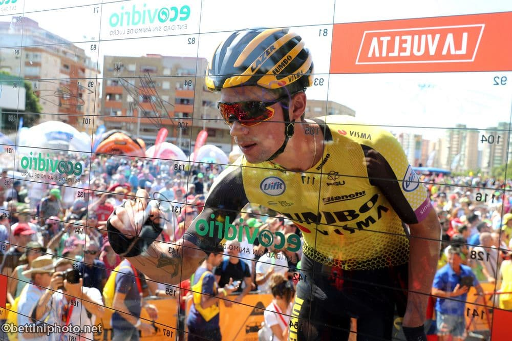 Tweet Of The Day Primoz Roglic Contract Extension Controversy Road Bike Action