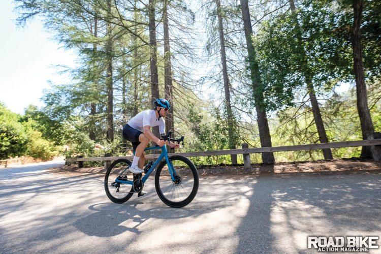 First Ride Video: BMC Roadmachine 01 Three | Road Bike Action