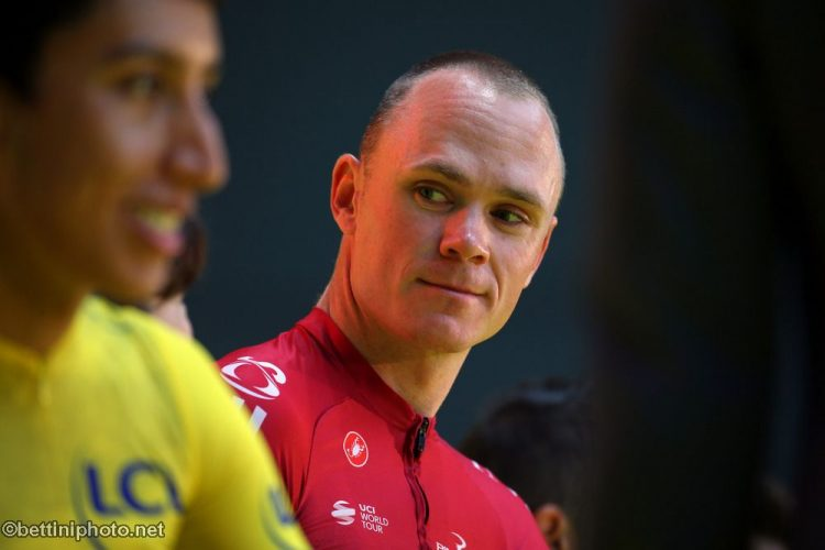 Chris Froome out of Surgery | Road Bike Action