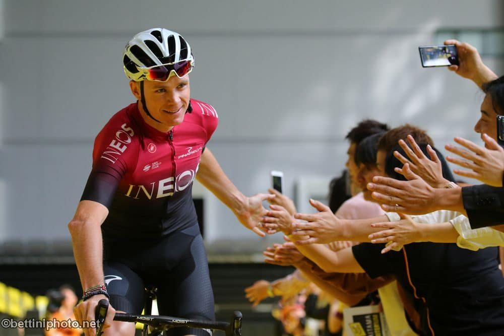 CHRIS FROOME SHARES 2021 SEASON PLANS WITH NEW TEAM | Road Bike Action