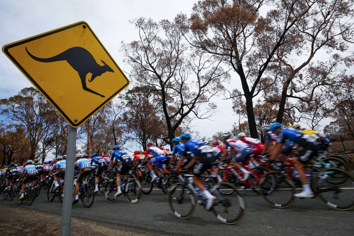 Tour Down Under 2021