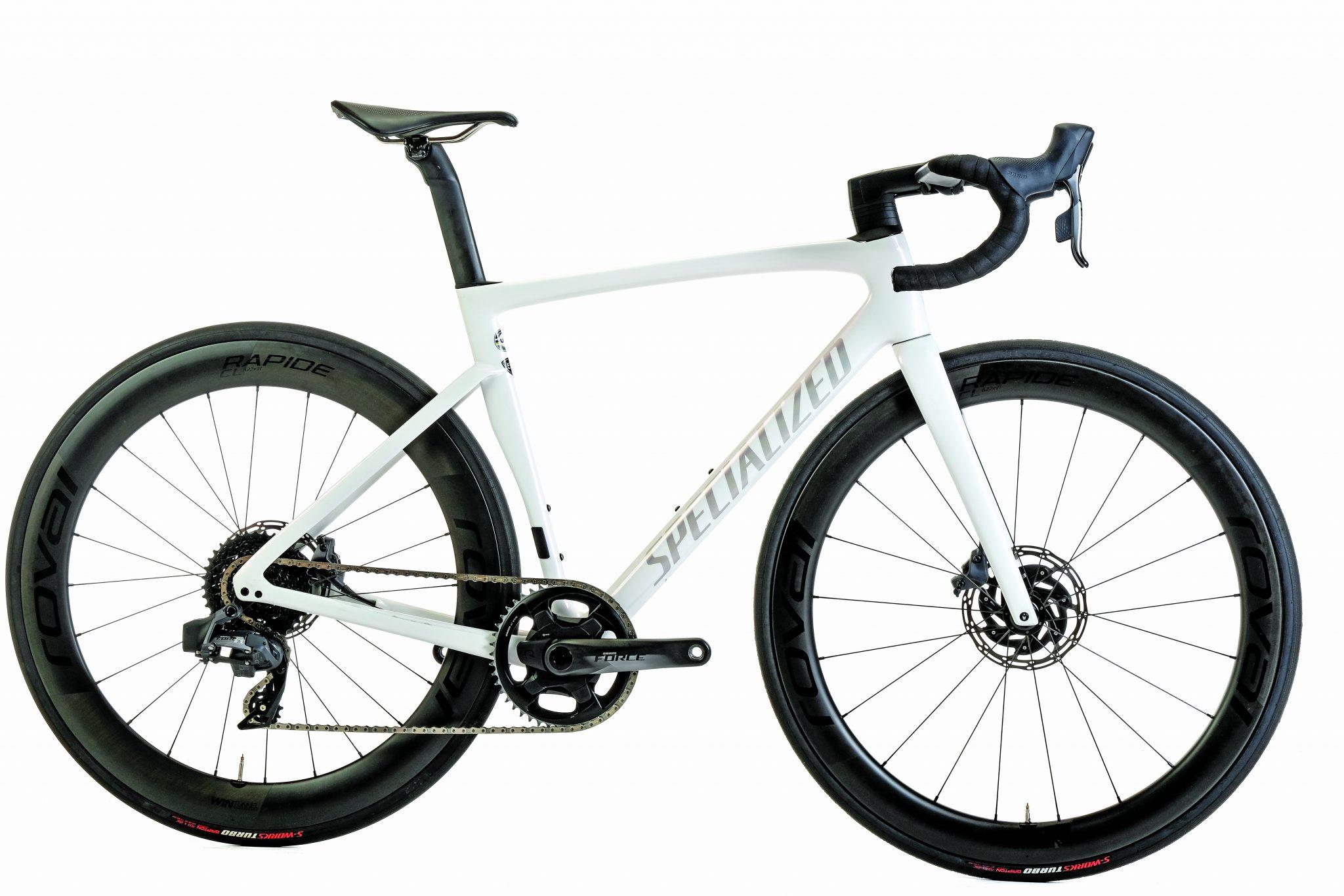 Bike Test Specialized Tarmac Sl7 Road Bike Action