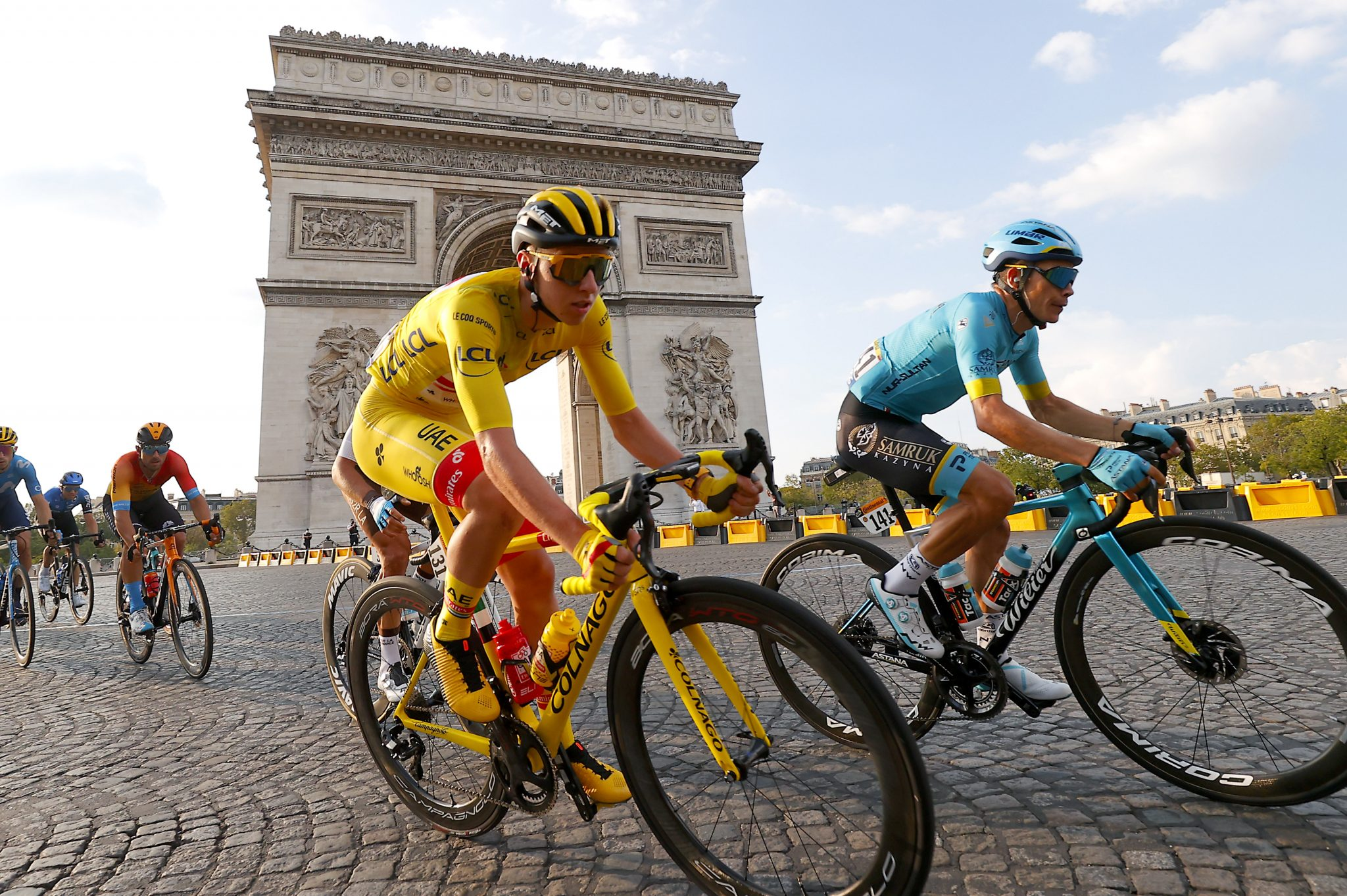 Pogacar Rises Above Doping Doubters | Road Bike Action