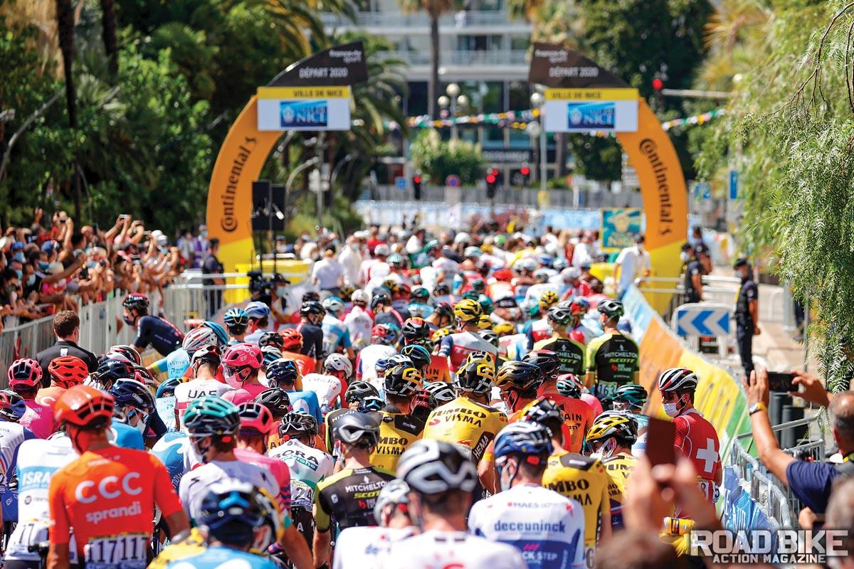THE LATEST TOUR DE FRANCE WEAPON - A $100 WATER BOTTLE | Road Bike Action