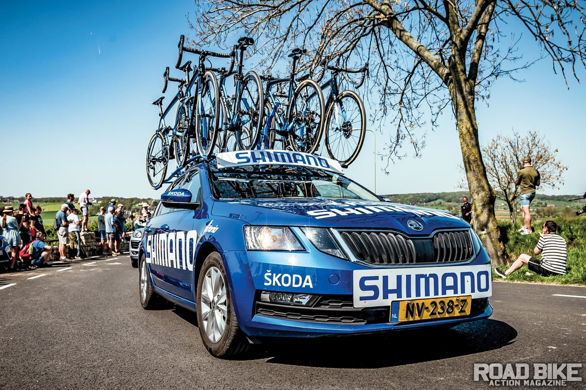 THE BLUE CREW ARRIVES: 7 THINGS YOU NEED TO KNOW ABOUT SHIMANO'S NEUTRAL SERVICE