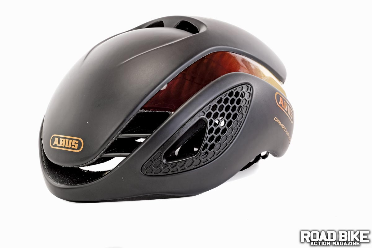 ABUS GAMECHANGER -- HELMET REVIEW | Road Bike Action