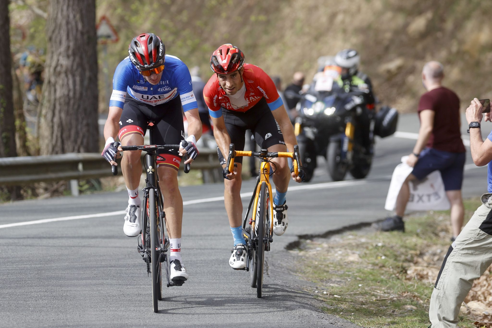 2021 ITZULIA BASQUE COUNTRY STAGE 4 RESULTS — MCNULTY SHINES
