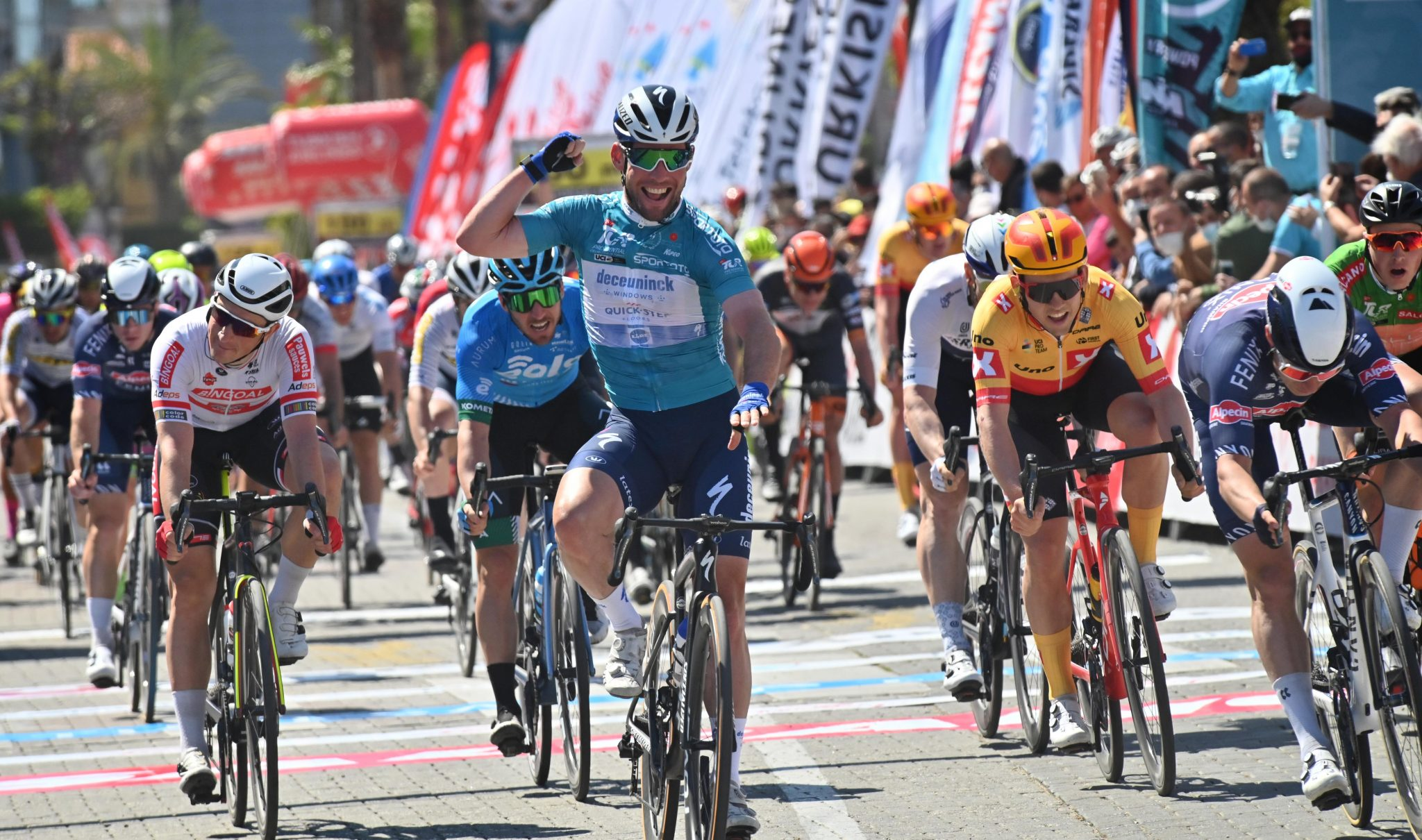 CAV GETS ANOTHER! — TOUR OF TURKEY 2021 STAGE 3 RESULTS