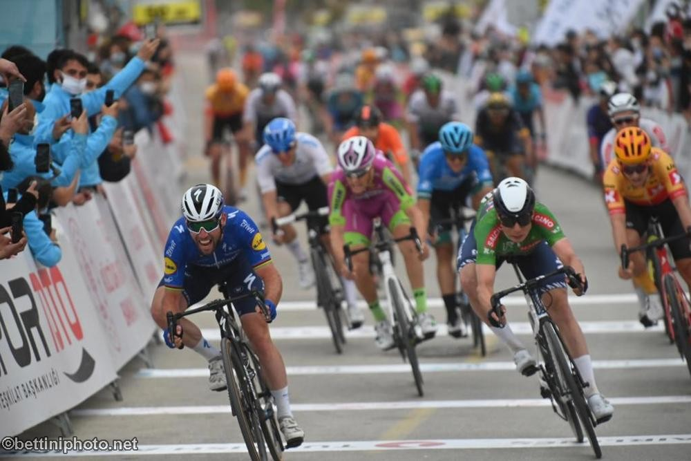 CAV GETS HIS FOURTH — TOUR OF TURKEY 2021 STAGE 8 RESULTS