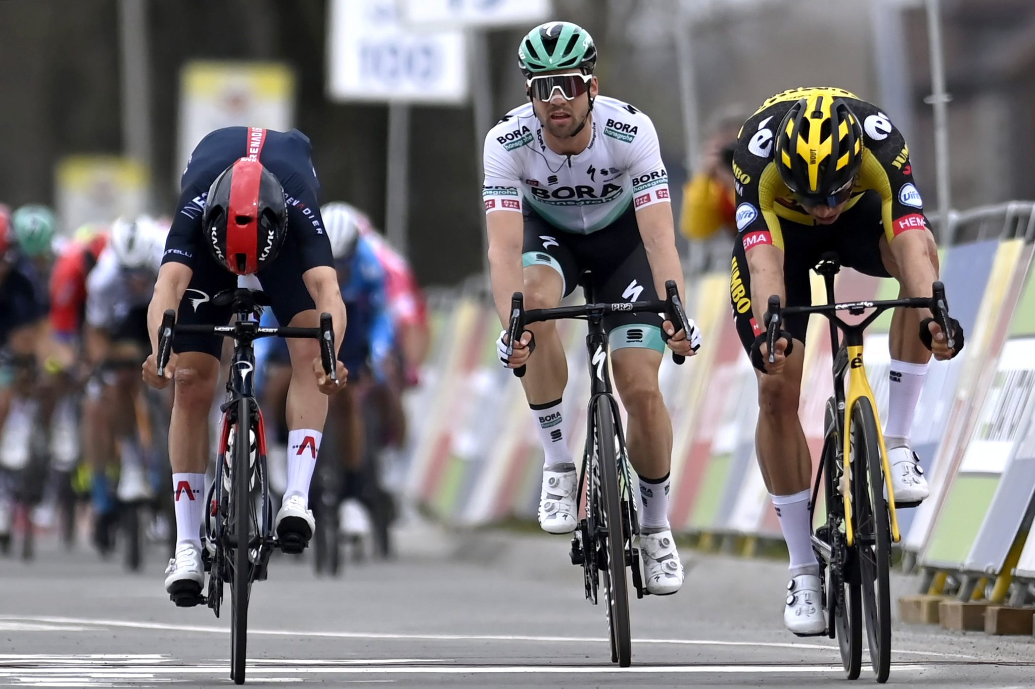 2021 AMSTEL GOLD RACE RECAP AND RESULTS