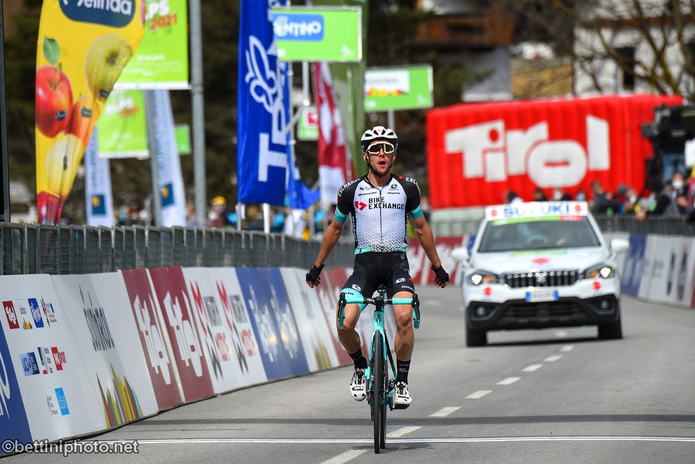 TOUR OF THE ALPS 2021 RESULTS STAGE 2